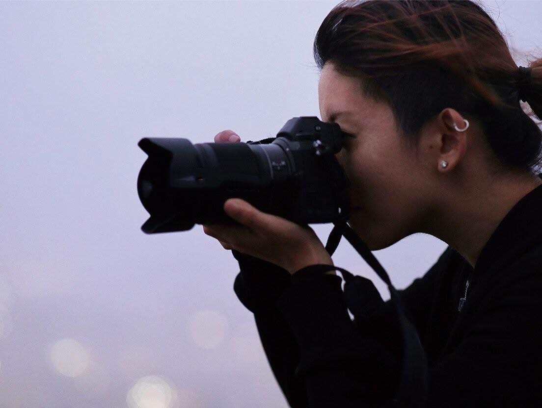 Nikon mirrorless Z camera image