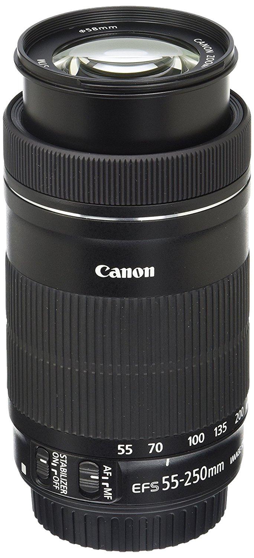 canon 55 250mm image