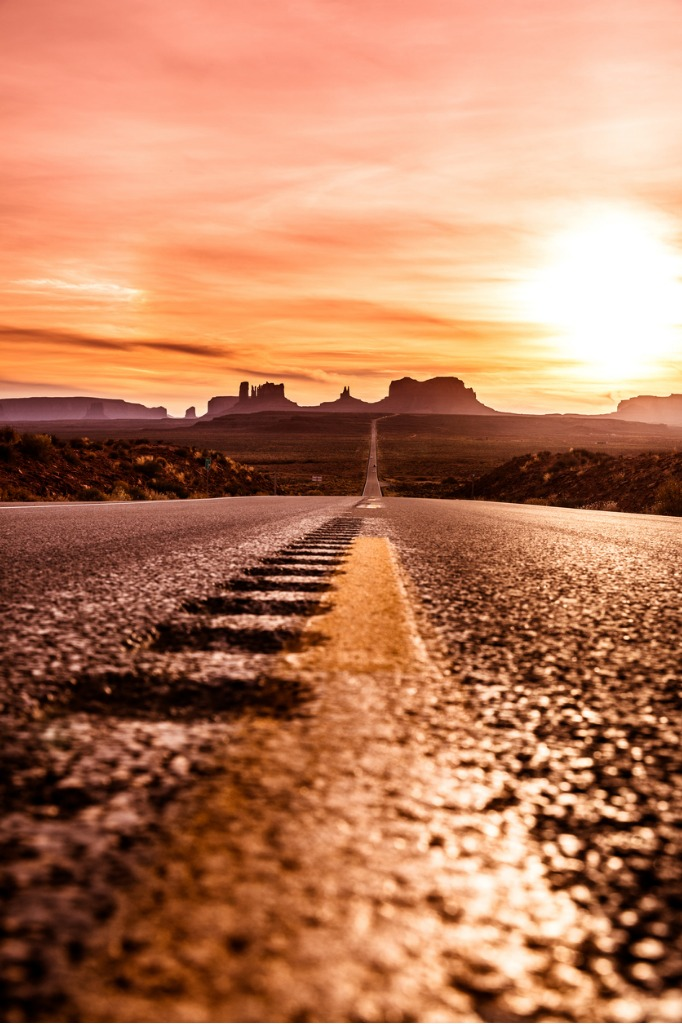 on the road monument valley in western united states picture id890163988 image