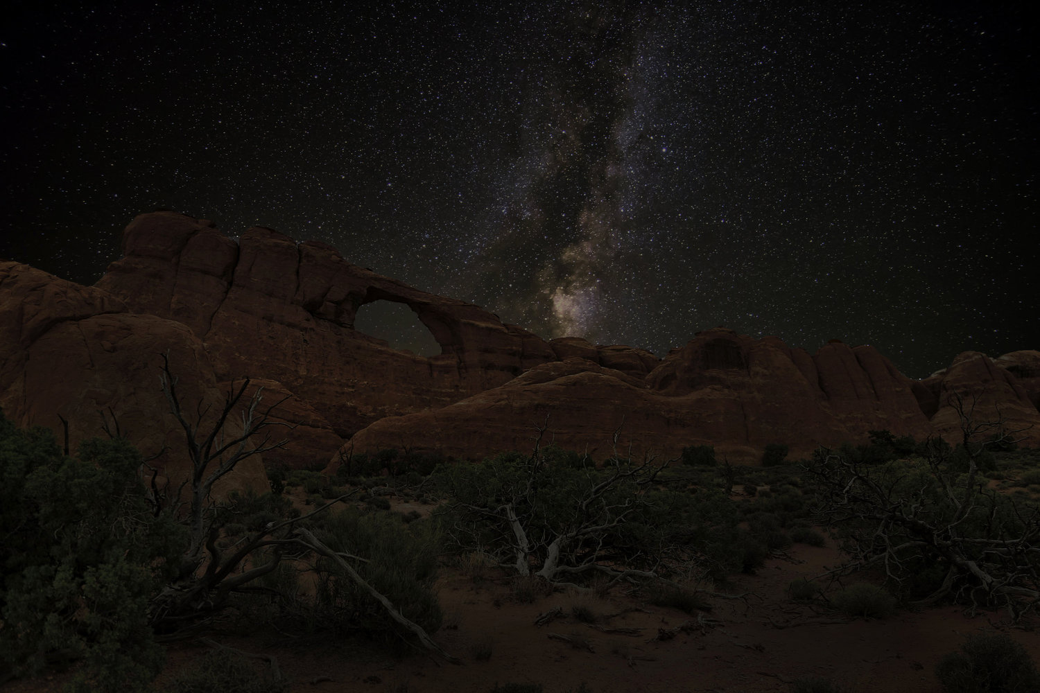 arches national park image