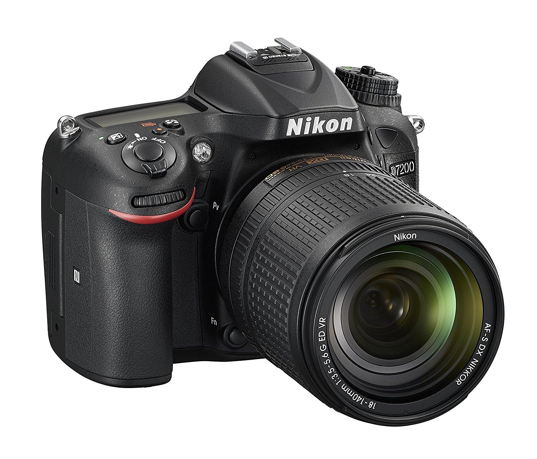 nikon d7200 with lens image
