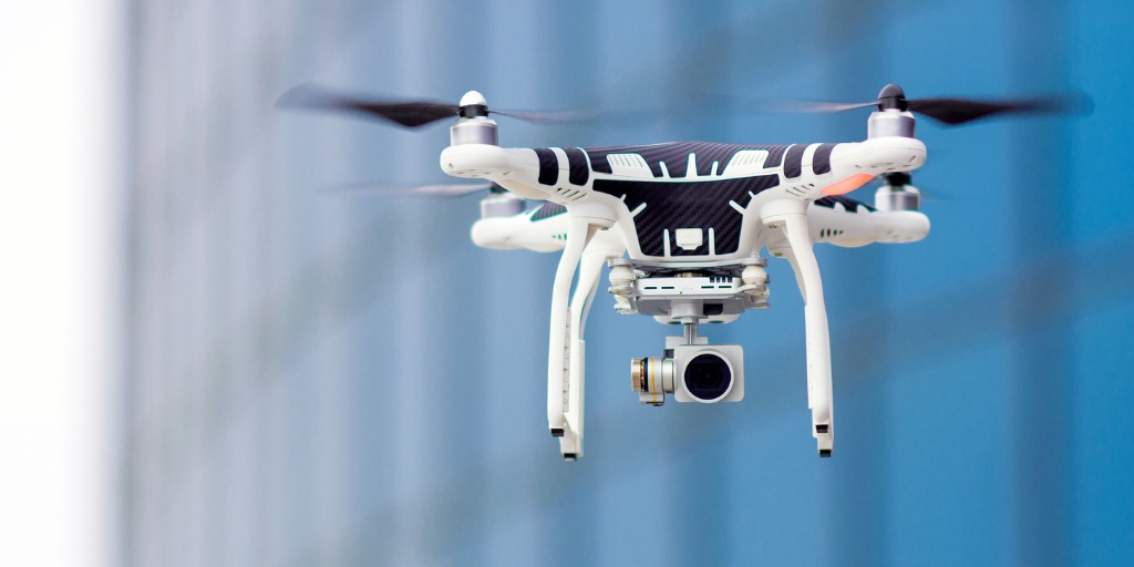 hovering drone that takes pictures picture id511065858