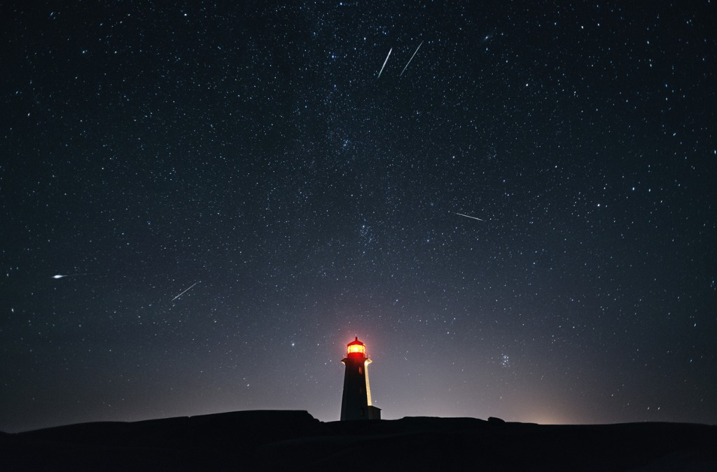 perseid meteor shower photography tips image