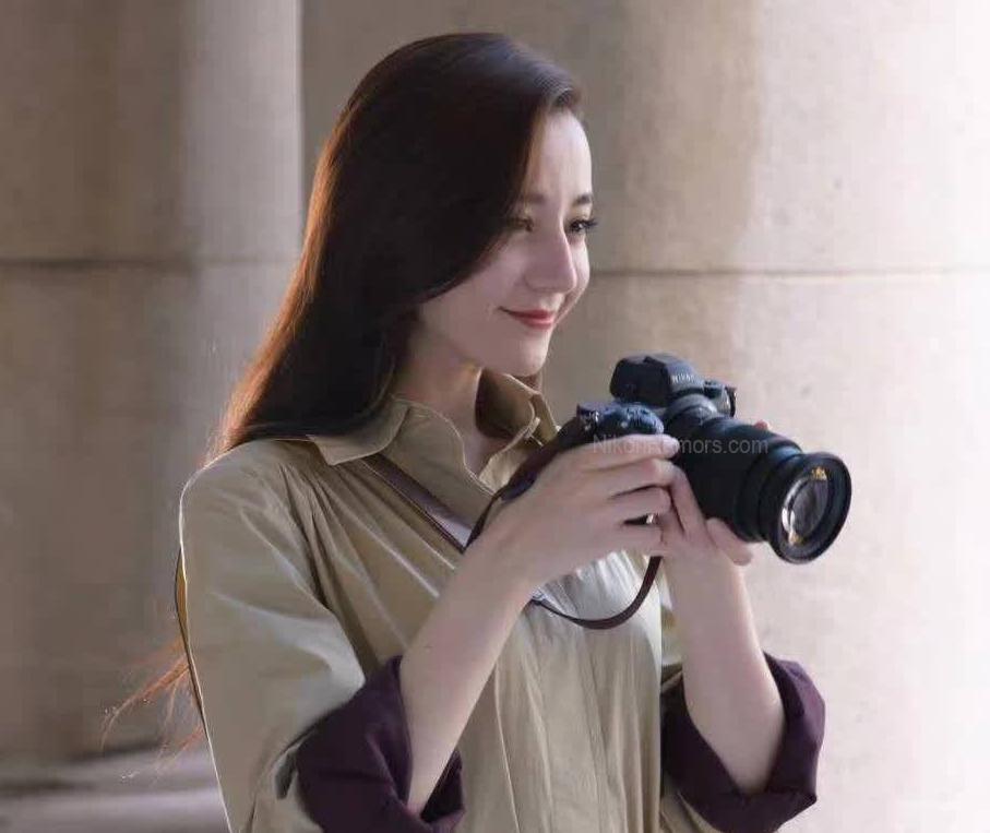 nikon mirrorless camera image