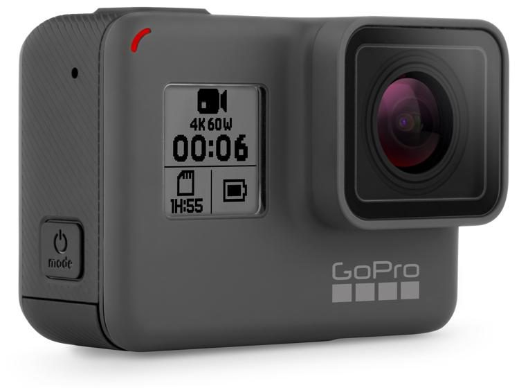 gopro hero6 focus camera image