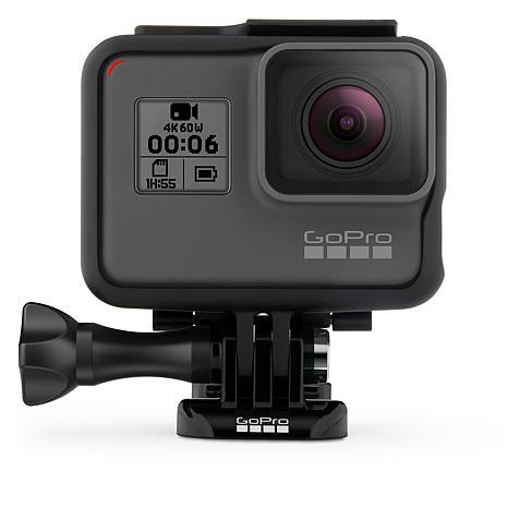 gopro hero6 focus camera with mount image