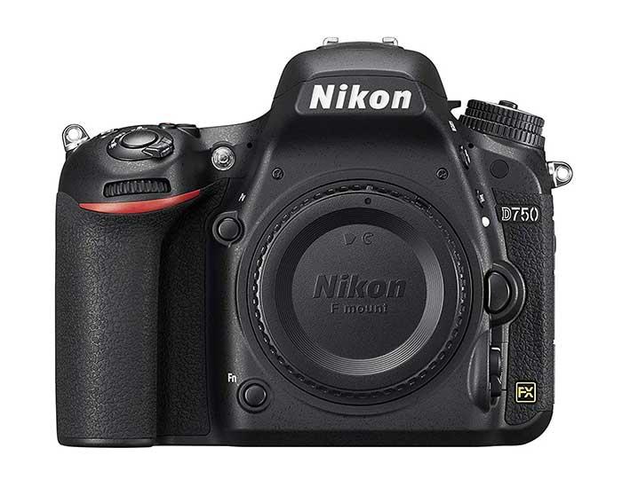 nikon d750 image