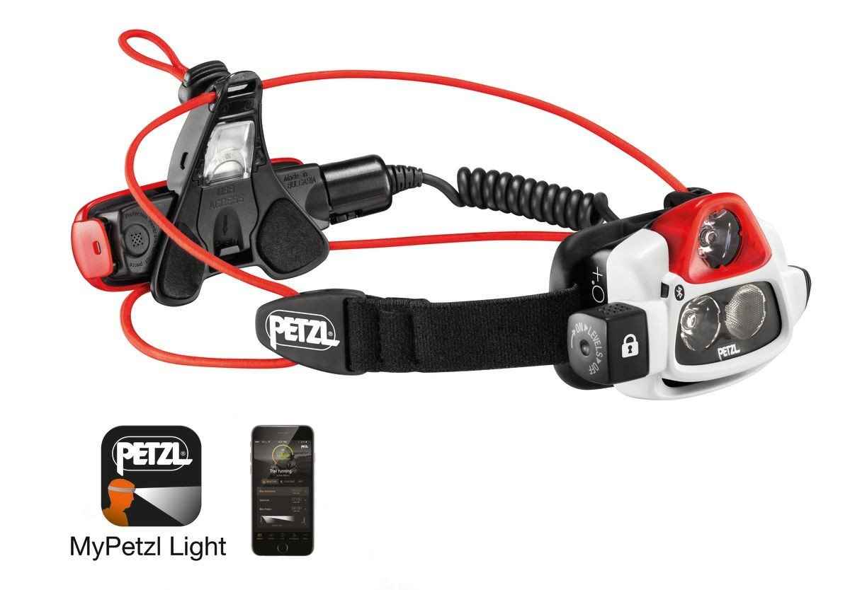 petzl nao headlamp 1 image