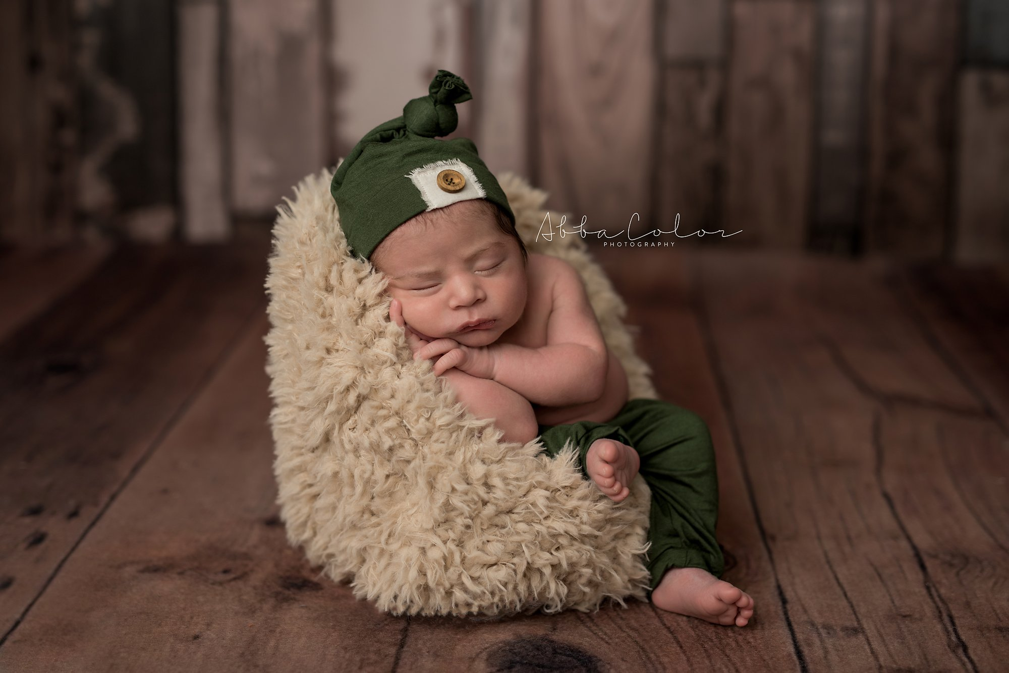 how to start a newborn photography business image