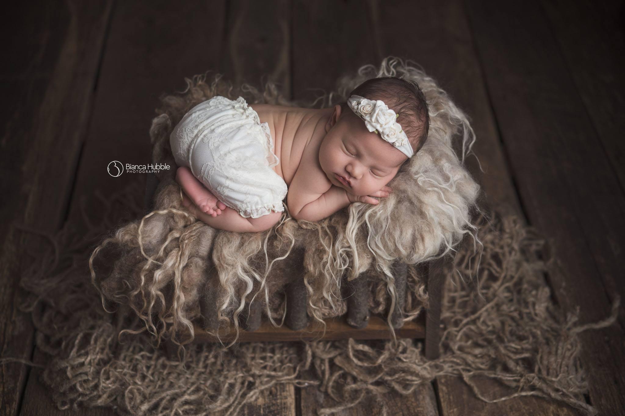 newborn photography business tips image