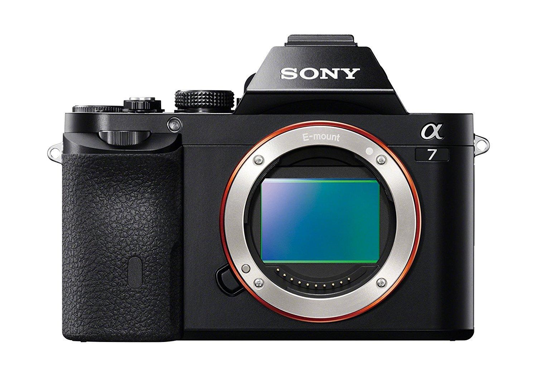 sony a7 sensor image