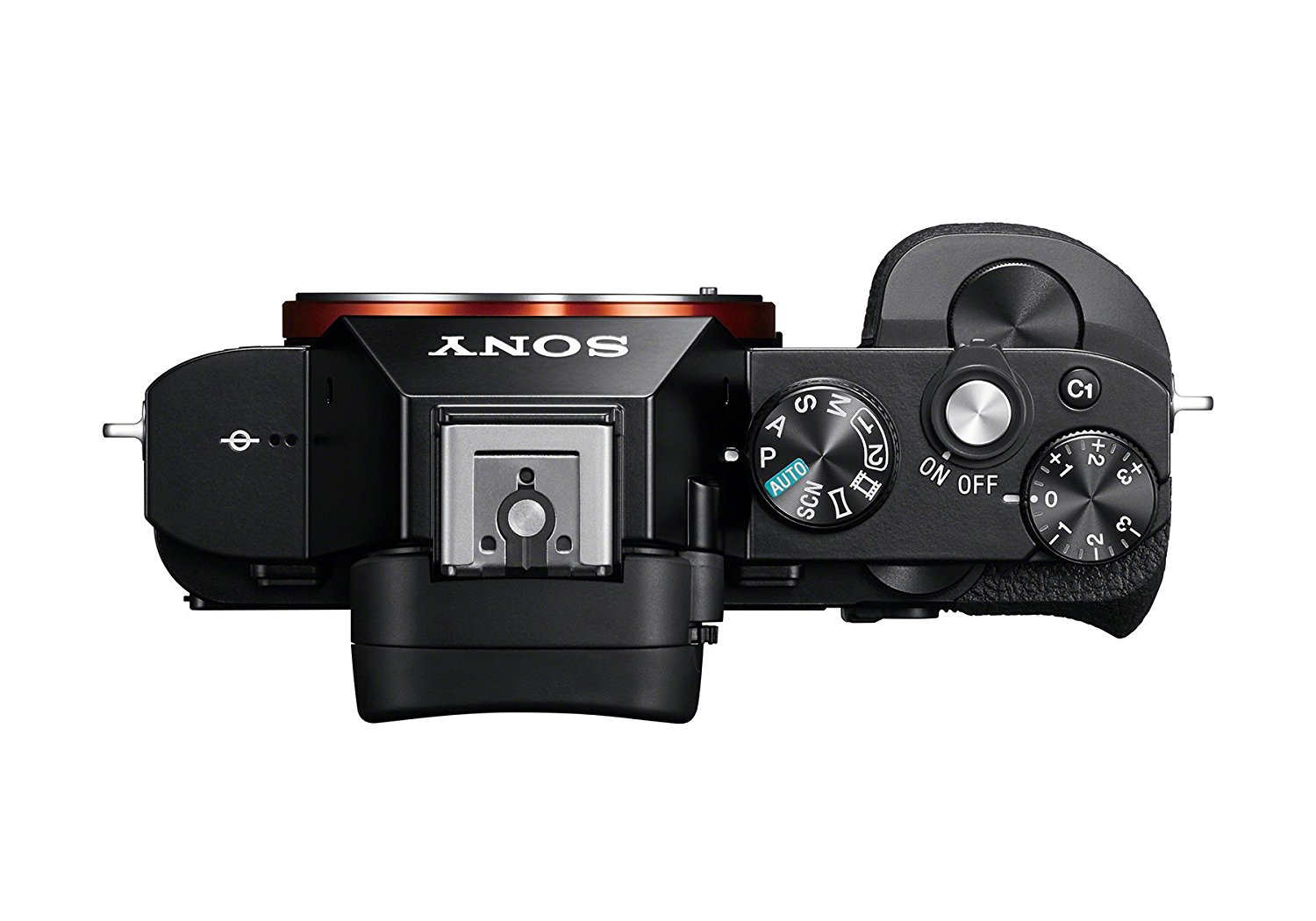 sony a7 top image