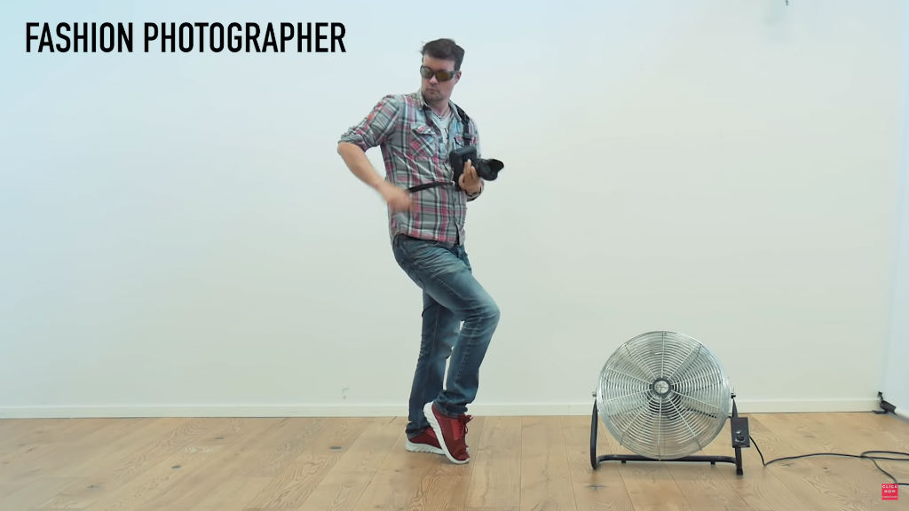 different types of photographers image