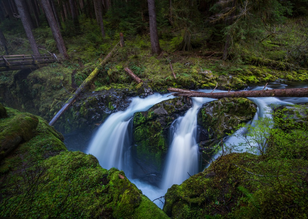 sol duc falls picture id962037446 image