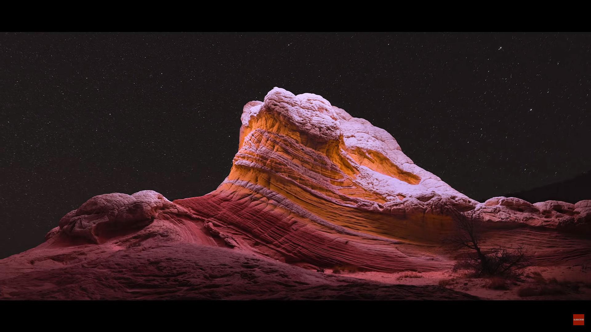 beautiful landscape photography image