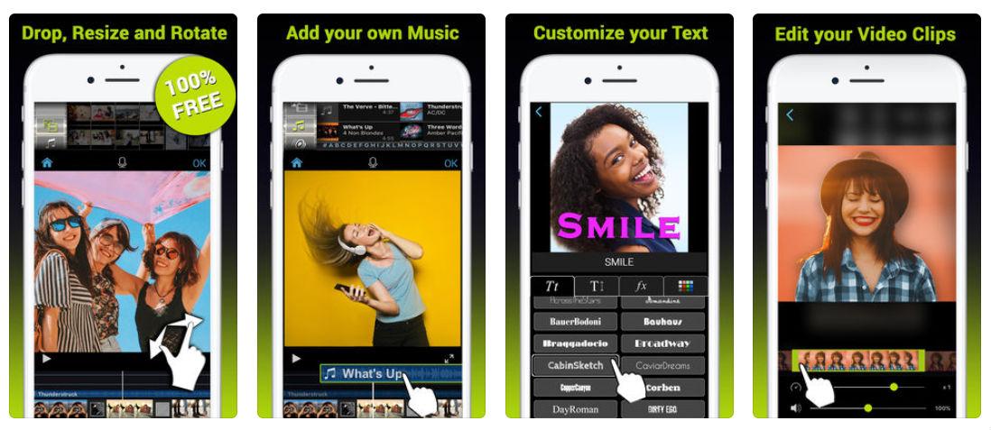 kizoa app image