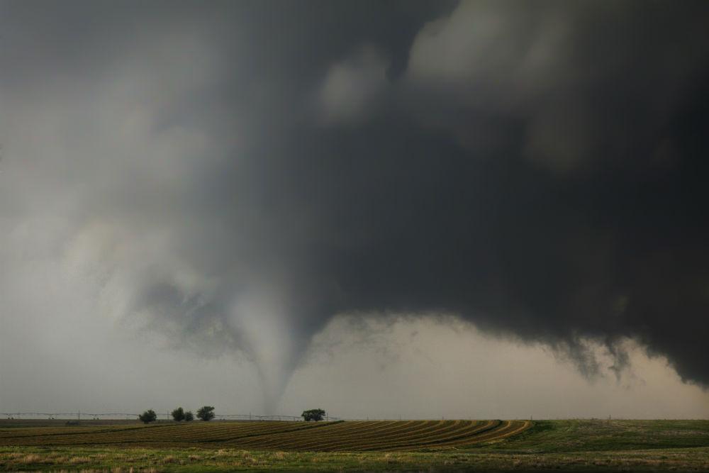 Tornado Minneola Kansas 2 image