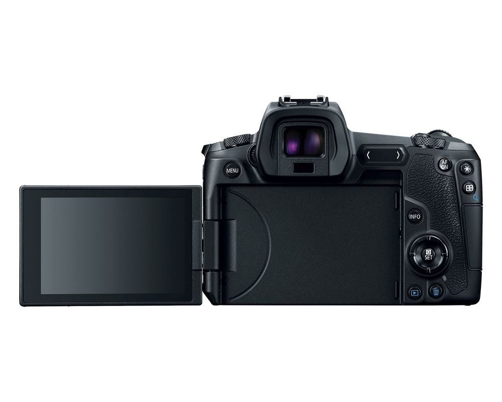 canon eos r back image
