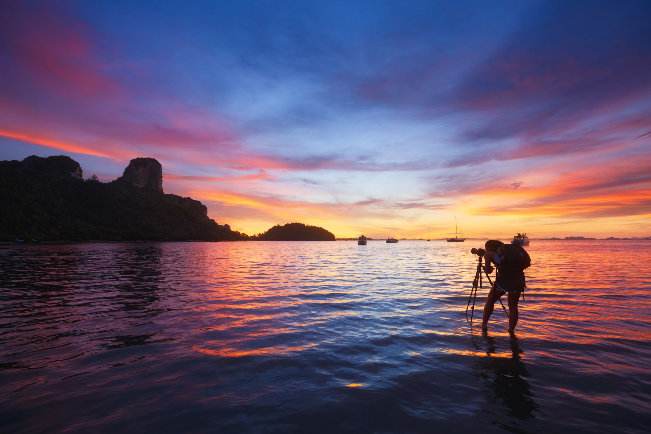 how to take better travel photos image