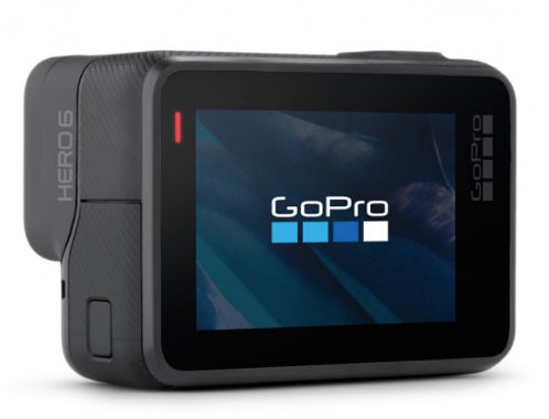 gopro hero6 black back image