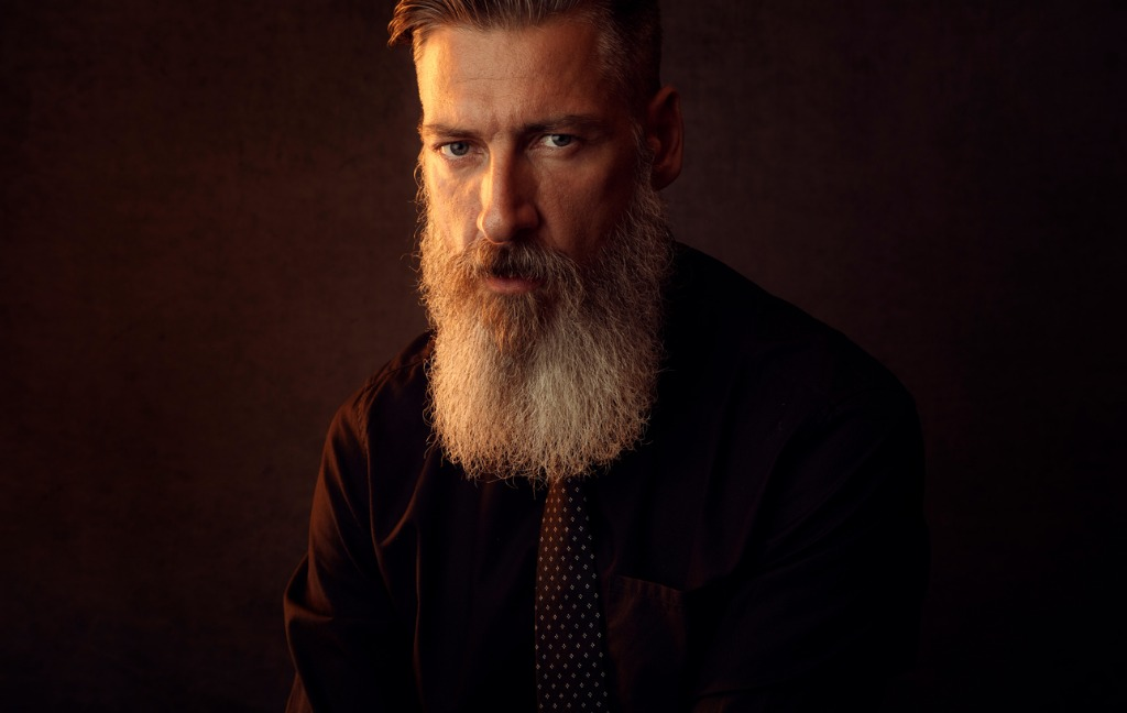 portrait of an attractive bearded man picture id1024764082 image