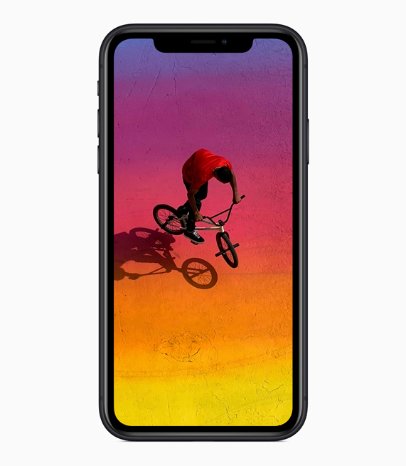 iphone xr screen image