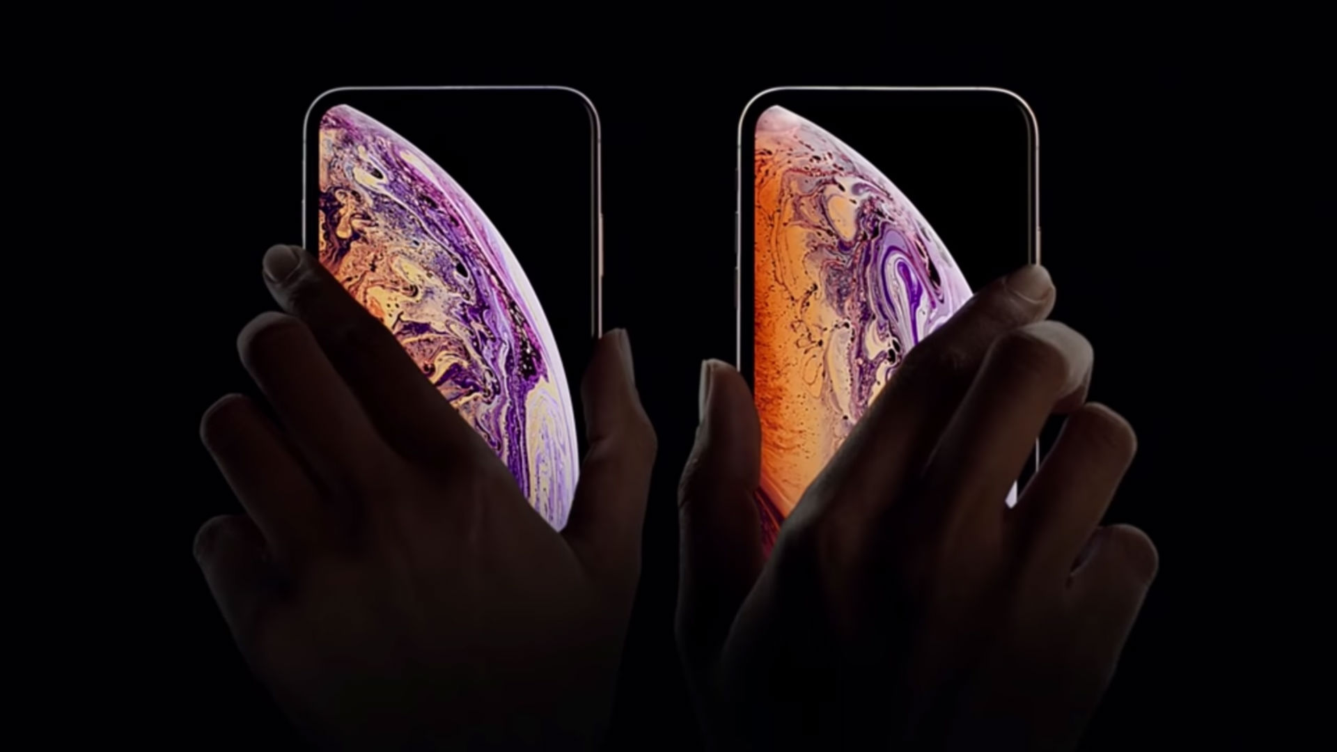 iphone xs vs iphone x image