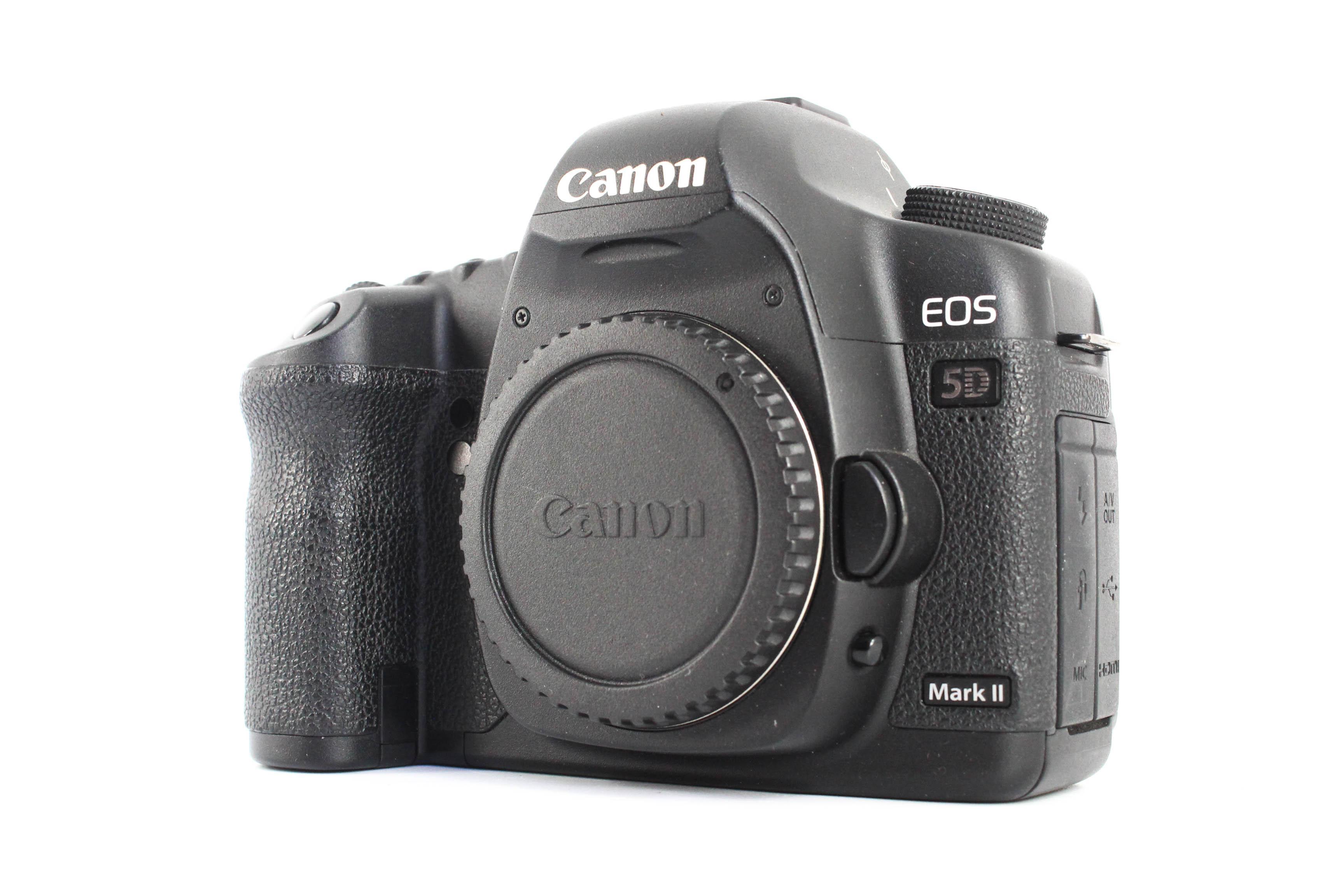 canon 5d mark ii best full frame camera image