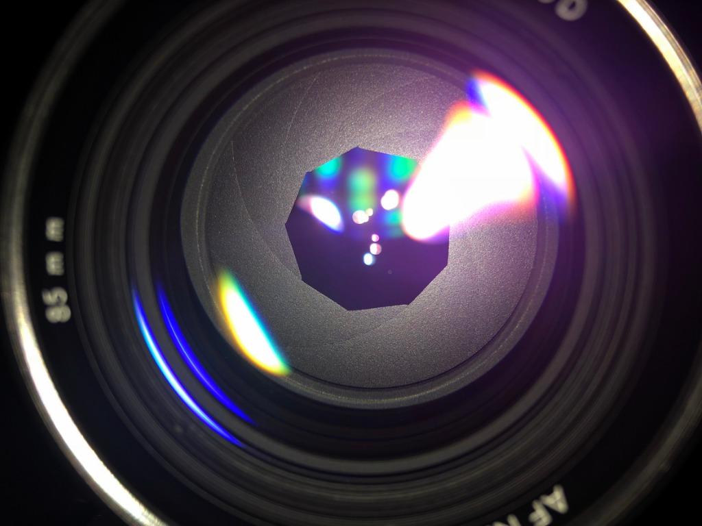 lens aperture blades picture id950372426 image