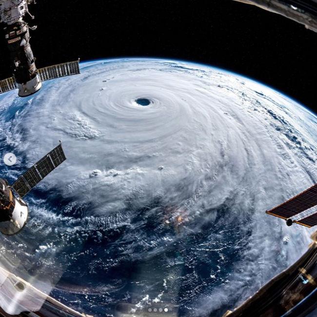 super typhoon trami wide image