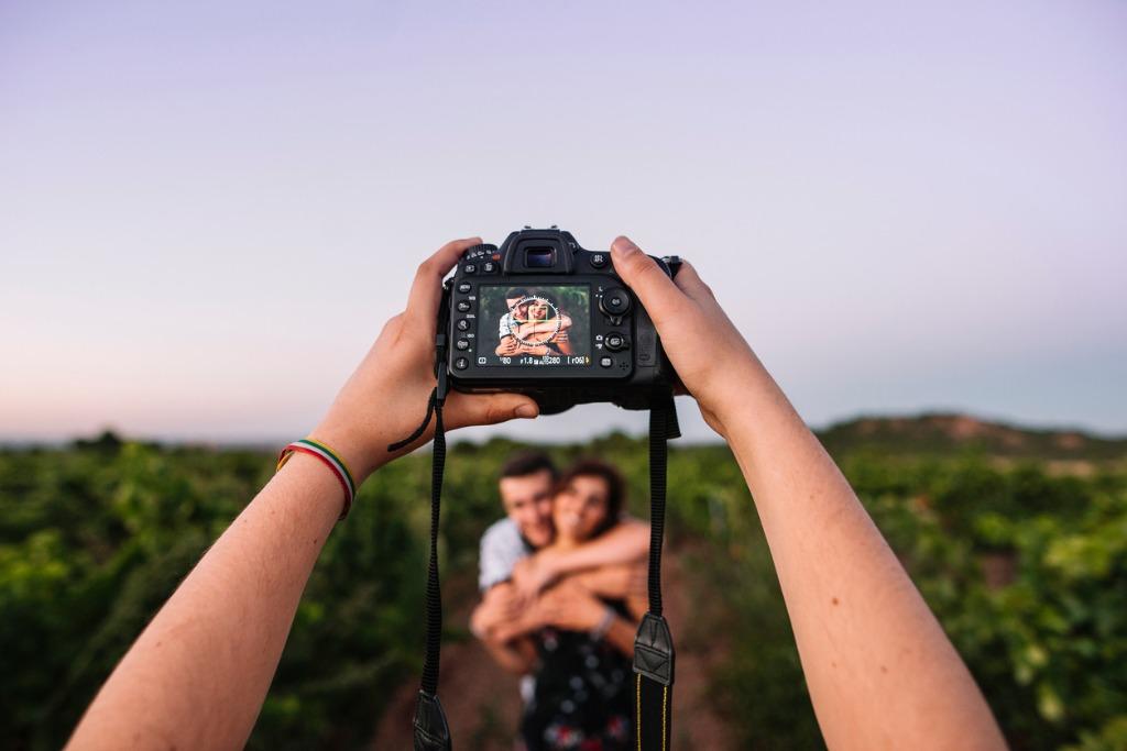 50mm vs 85mm lens image