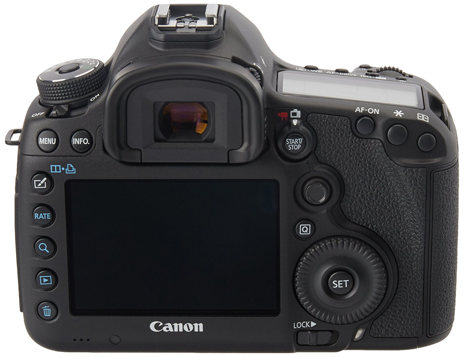 canon 5d mark iii back image