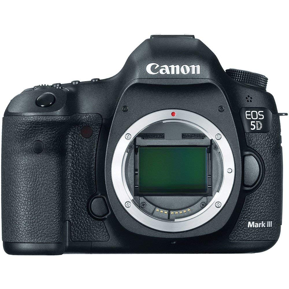 canon 5d mark iii front image