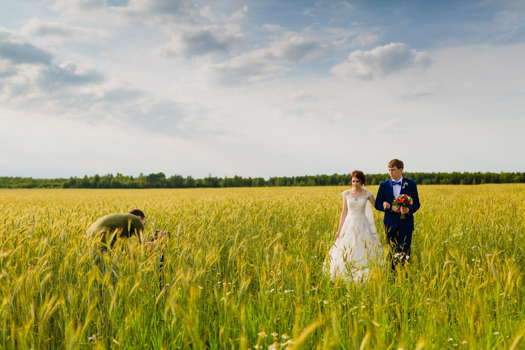 wedding videography tips image