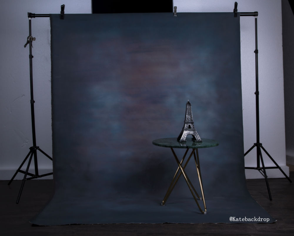 2 Hand Painted backdrop 1 image