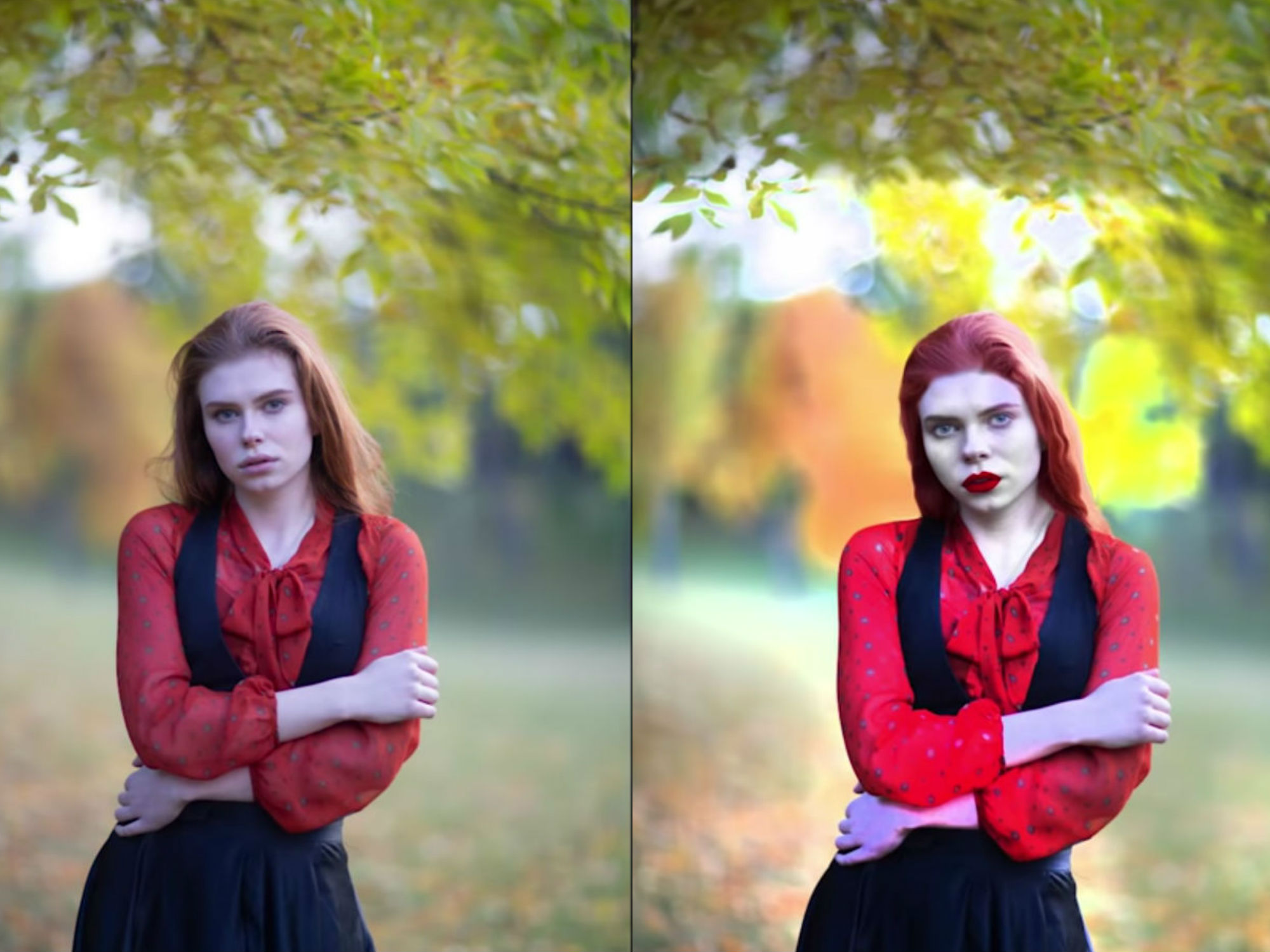 This is What Happens When You Hire a Cheap Photo Retoucher
