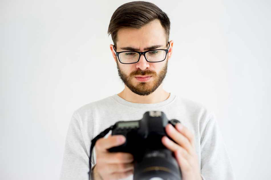 dumb things people say about photography gear image