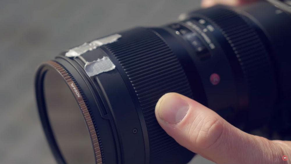 camera lens hacks image