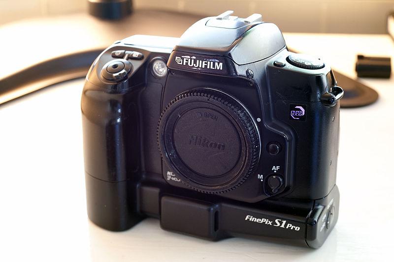Fujifilm FinePix S1 Pro image