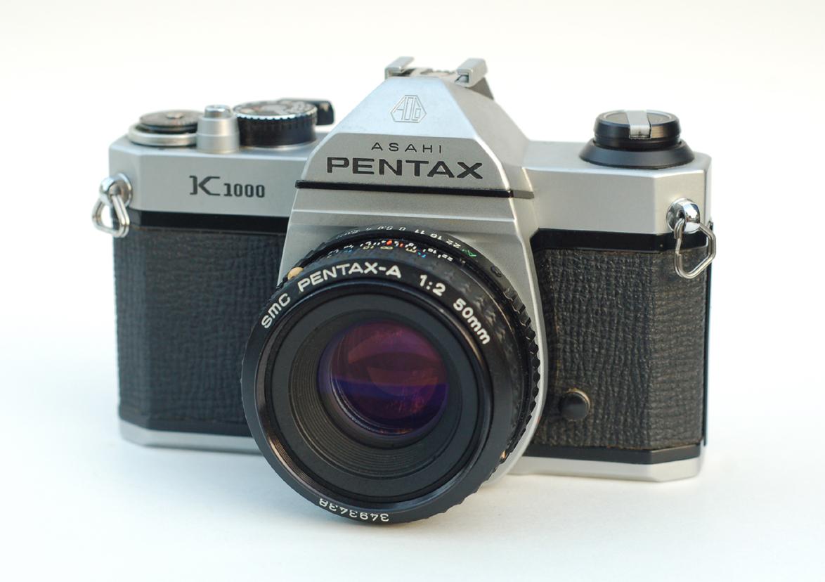 Pentax K1000 01 image