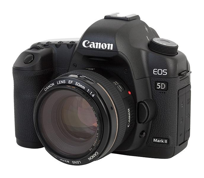 canon eos 5d mark ii image