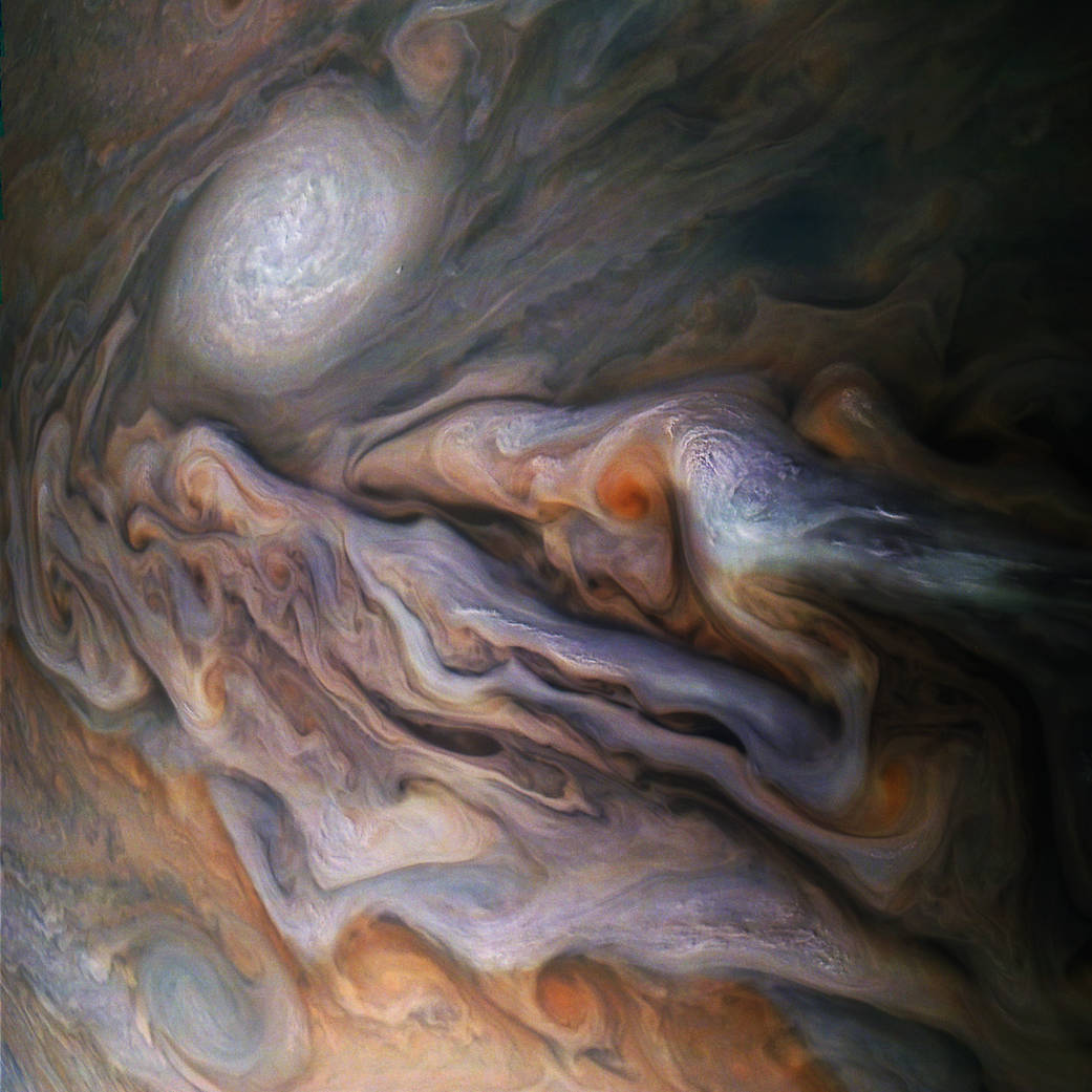 nasa photos of jupiter image