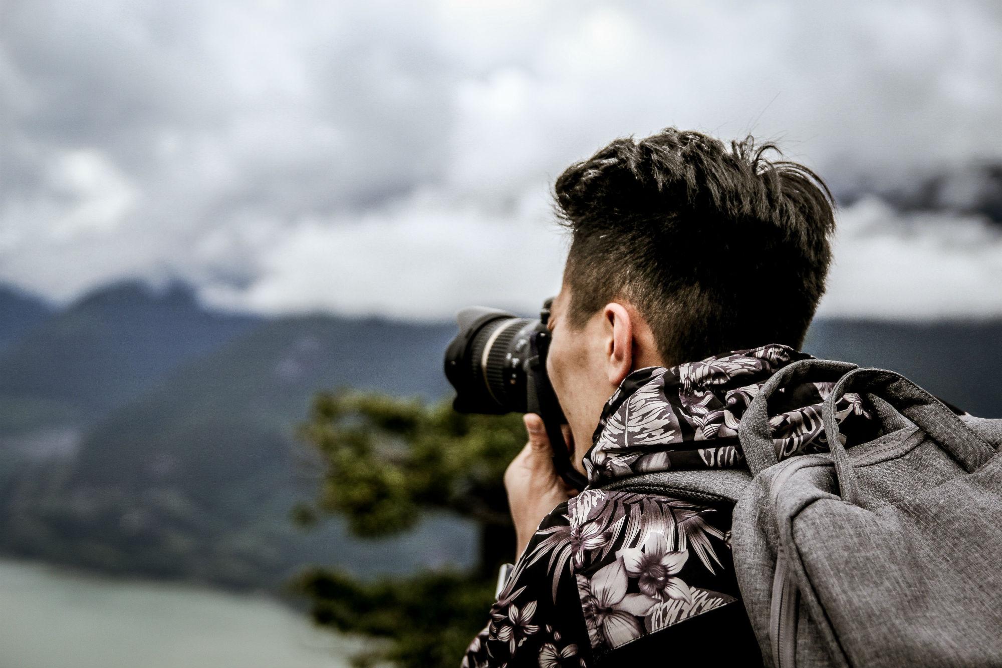 cameras for landscape photography