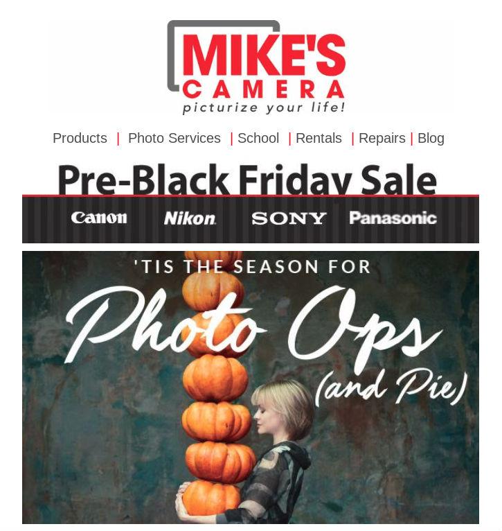 mikes camera image