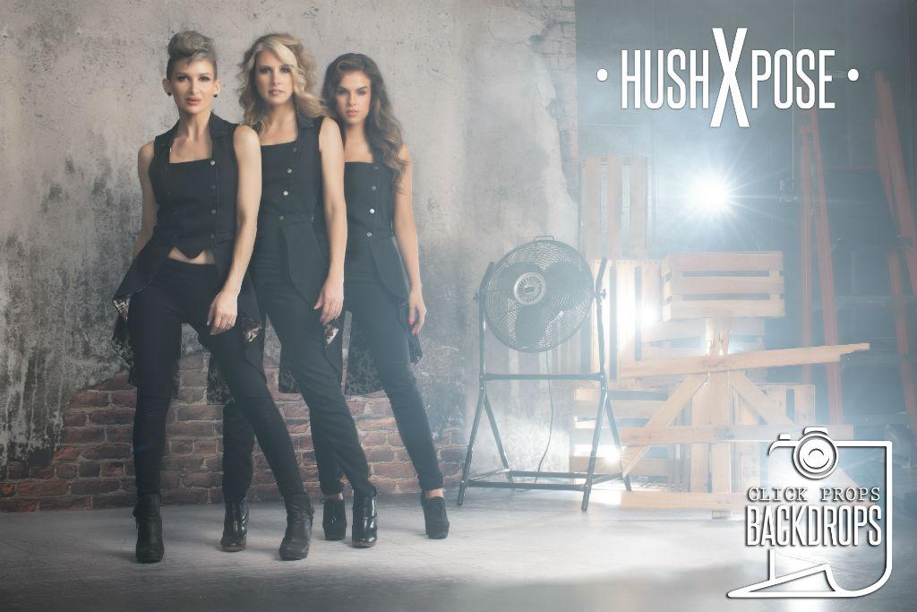 hushxpose team image