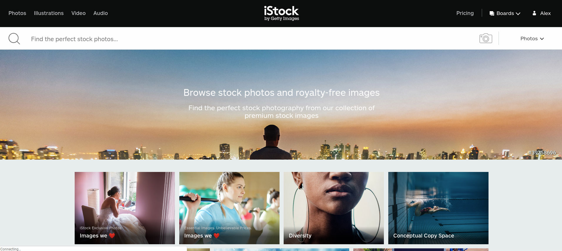 sell stock photos image