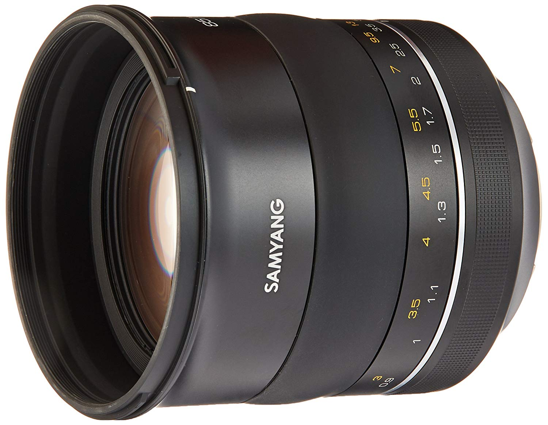 samyang xp 85mm image
