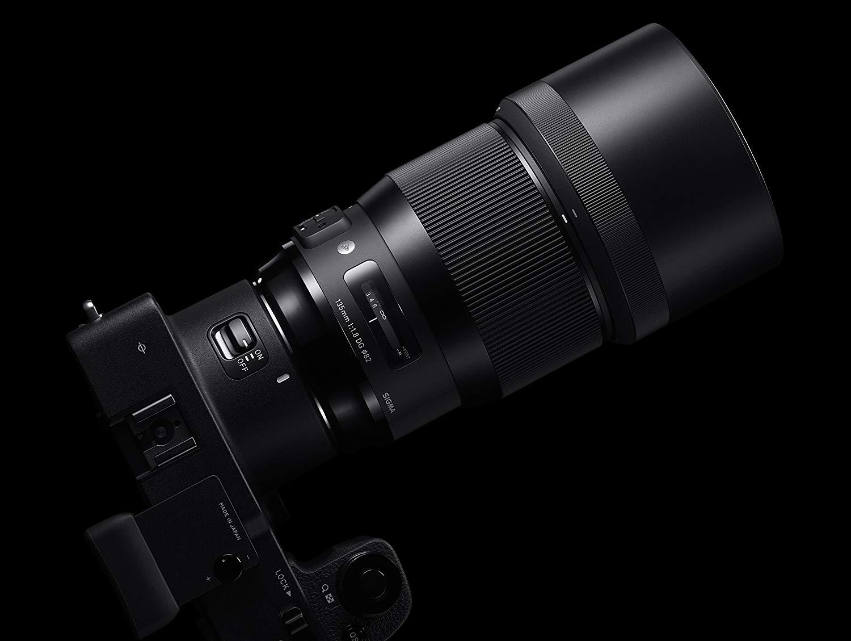 sigma 135mm f1.8 nikon image