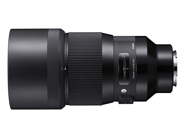 sigma 135mm f1.8 sony image