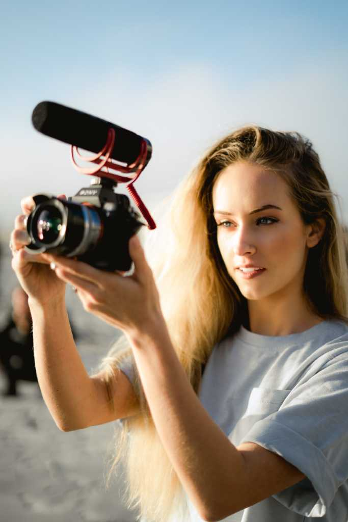 recommended videography gear
